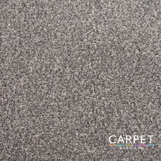 Belgrade Grey Twist Pile Action Back Carpet