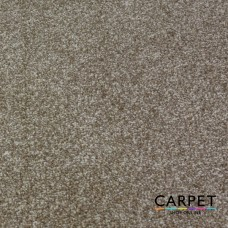 Bohemian Oak Brown Twist Pile Carpet