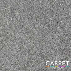 Bohemian Stone Grey Twist Pile Carpet