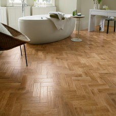 Karndean Art Select Parquet Blond Oak LVT