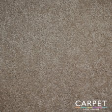 Ares Latte Beige Felt Back Twist Pile Carpet