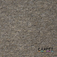 Rocky Grey Brown Berber Loop Carpet