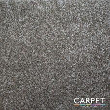 Earl Flecked Grey Action Back Saxony Carpet