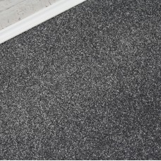 Opulent 40oz Dark Grey Twist Pile Carpet