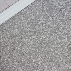 San Marino 50oz Light Grey Twist Pile Carpet