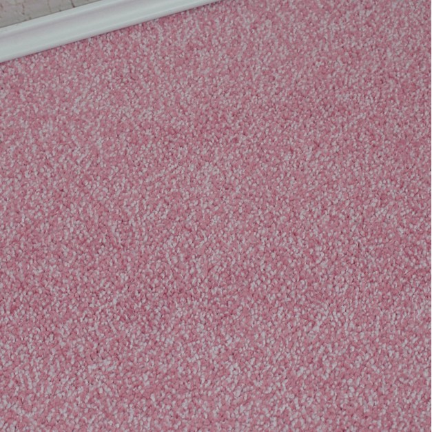 Comfort Pink Flamingo Saxony Carpet